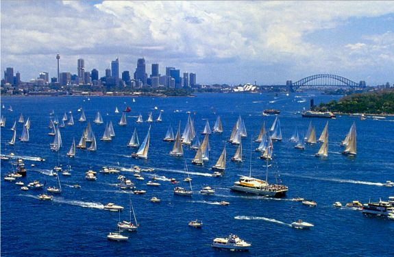Sydney-to-Hobart-race